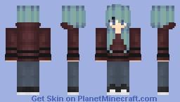 Something normal Minecraft Skin