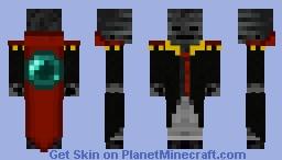ElRichMC-ARX57-X Minecraft Skin
