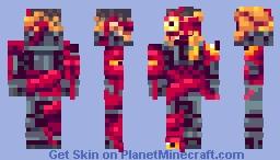 The Eye Snatchers from Jubilon 5 Minecraft Skin
