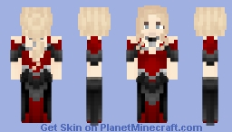 Elven Lady for Anadunae Minecraft