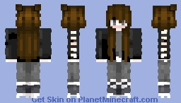Old Skin Bad Shading ~Ūhhh~ Minecraft Skin