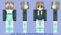 spicy cold Minecraft Skin