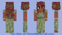 Nature Dress Minecraft Skin