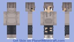 saib , Minecraft Skin