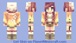 Saturday Stroll Minecraft Skin