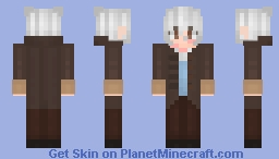 「pie」 Shion (No.6) Minecraft Skin