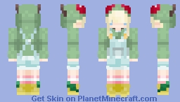 Wasn't sure if i wanted to upload this :I but i will Minecraft Skin