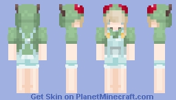 This is the skin I've been wearing Minecraft Skin