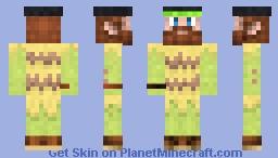 Ludicolo Onesey Minecraft Skin