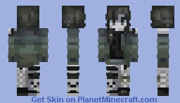 radiation Minecraft Skin