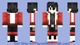 Keith Kogane Minecraft Skin