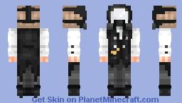 Jay FS Minecraft Skin