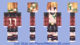 Him ❤️ {ST} Minecraft Skin