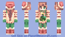 Never Forget You Minecraft Skin