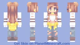 Snapchat Filters Skin (More in desc) Minecraft Skin