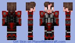 Daedric Armor - For Spinia Minecraft