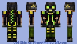 Nuclear Exosuit