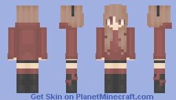 xo Minecraft Skin
