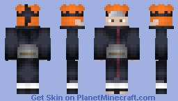 Yahiko (弥彦) Minecraft Skin