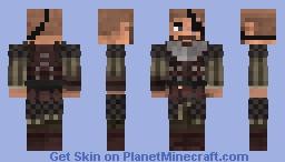 Mercenary/Bandit Minecraft Skin