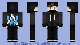 ✧ Alan Walker ✧ Minecraft Skin