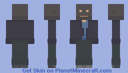 average burglar Minecraft Skin