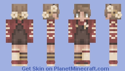 I Donut Know How To Thank You! Minecraft Skin