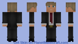 Donald Trump (World's biggest idiot/ liar) Minecraft