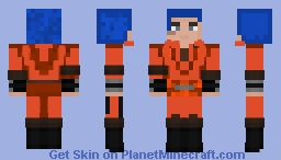 Ezra Bridger (Starwars) Minecraft