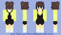 Is it Dodie yellow though? Minecraft Skin