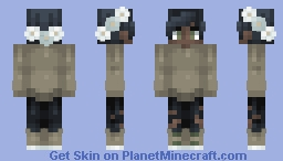 I'll Be Over In a Lily Bit Minecraft Skin