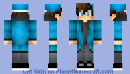 Official Skin from Fynnx (Youtuber Skin)