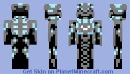 Guardians (Halo 5: Title Card) Minecraft Skin