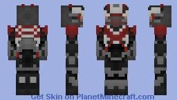 [Halo Wars 2] Let 'Volir and the Banished Elites Minecraft Skin