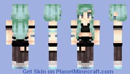 c'est moi Minecraft Skin