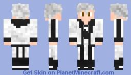 Himekawa Shiro (My First OC) Minecraft Skin