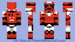 First Order Fox Hunter 2017 Minecraft Skin