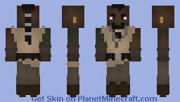 Isran Adwyr Minecraft Skin
