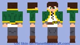Satou Kazuma Minecraft Skin
