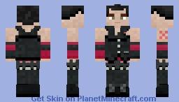 Rammstein - Richard Kurpse Minecraft Skin