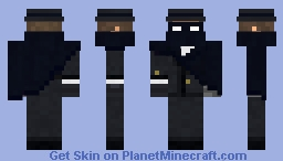[SKFP]-[#25]-[Mystery Man McCree] | by Notizblatt Minecraft