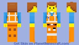 Emmet Brickowski Minecraft