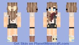OC~  `~^Felicity^~` Minecraft Skin