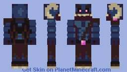 Demon Imp [PBL r1] Minecraft Skin