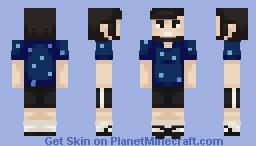 ryan magee // supermega Minecraft Skin