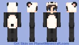 Panda Onesie | ѕιмυση Minecraft Skin