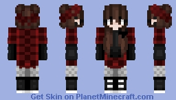 ʜαisεi - Girl Skin Minecraft Skin