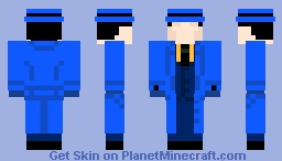 The Question JLU Minecraft Skin