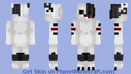 ʜαisεi - Monokuma (Good version) Minecraft Skin