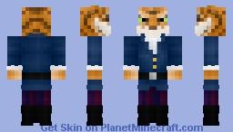 Rakshasa Minecraft Skin